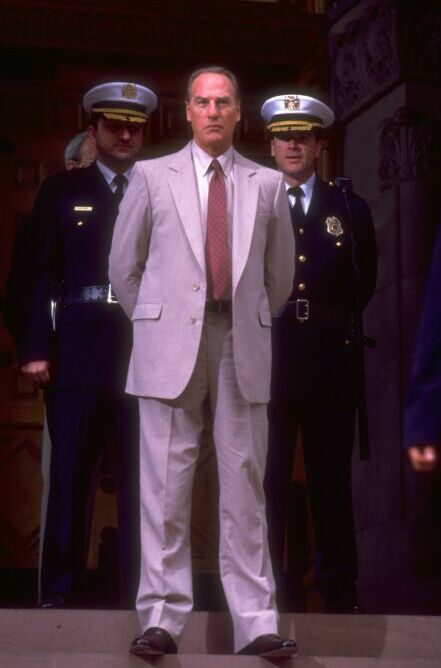Craig T. Nelson در صحنه فیلم سینمایی Dirty Pictures