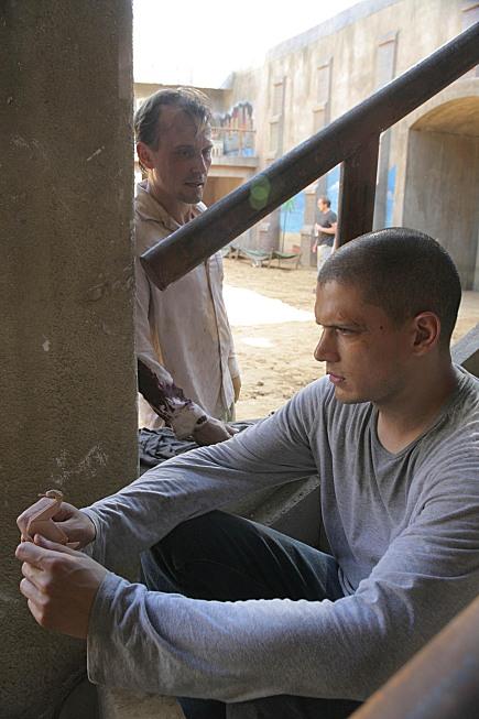 سریال تلویزیونی فرار از زندان با حضور رابرت نپر و ونتورت میلر
