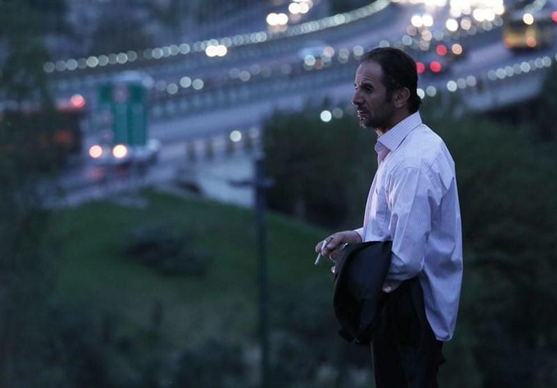 امین حیایی در فیلم سینمایی شعلهور