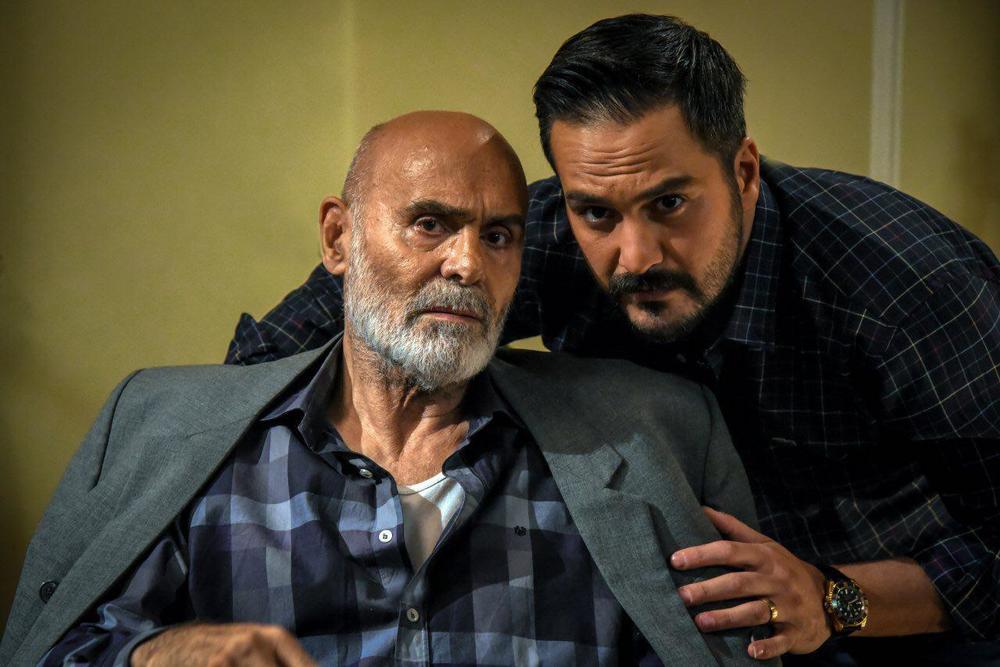 میلاد کی مرام و جمشید هاشمپور در فیلم ملی و راههای نرفتهاش