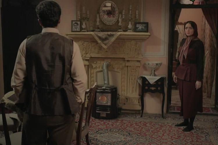 ترانه علیدوستی و مصطفی زمانی در سریال شهرزاد 3