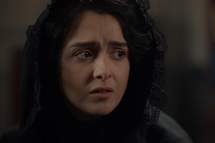 ترانه علیدوستی در سریال شهرزاد 3