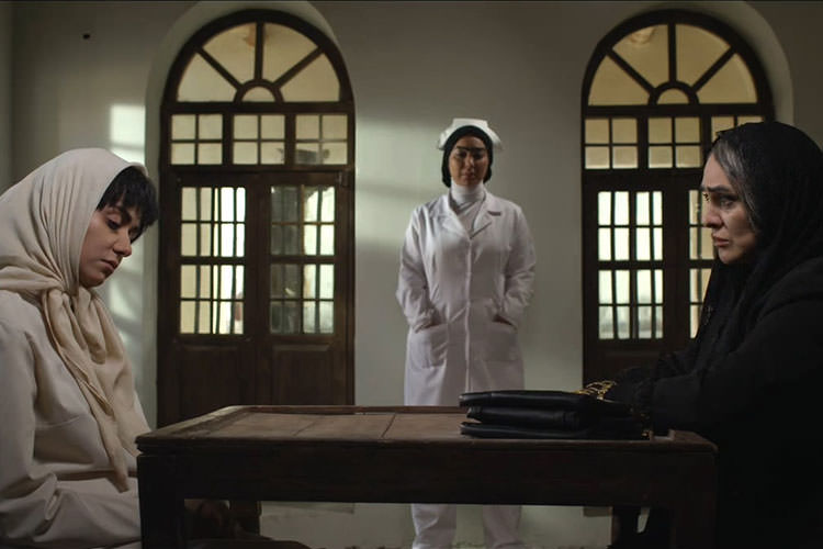 پریناز ایزدیار در سریال شهرزاد 2