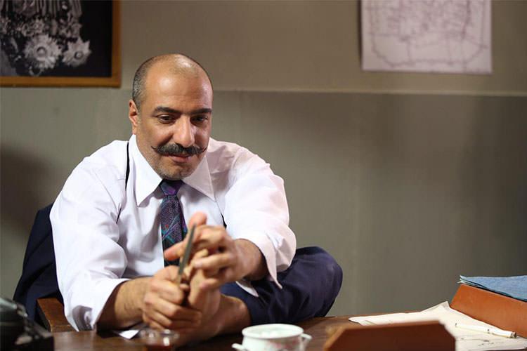 امیر جعفری در سریال شهرزاد 2