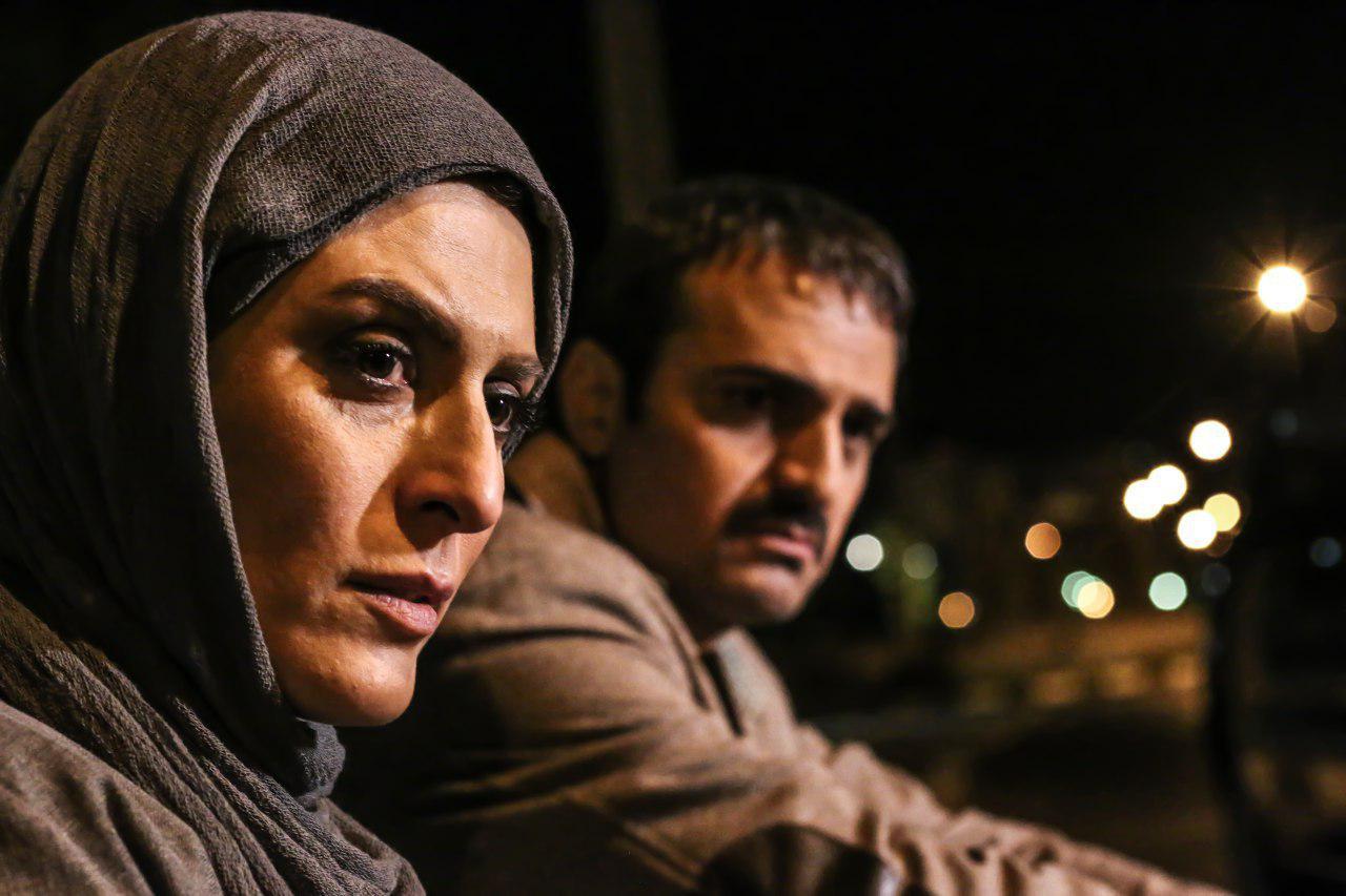 بهناز جعفری در سریال تلوزیونی زیر پای مادر