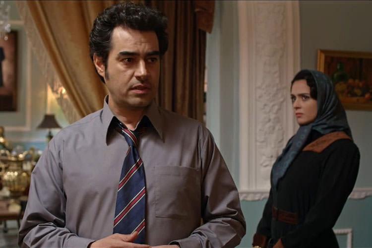 ترانه علیدوستی و شهاب حسینی در سریال شهرزاد 2