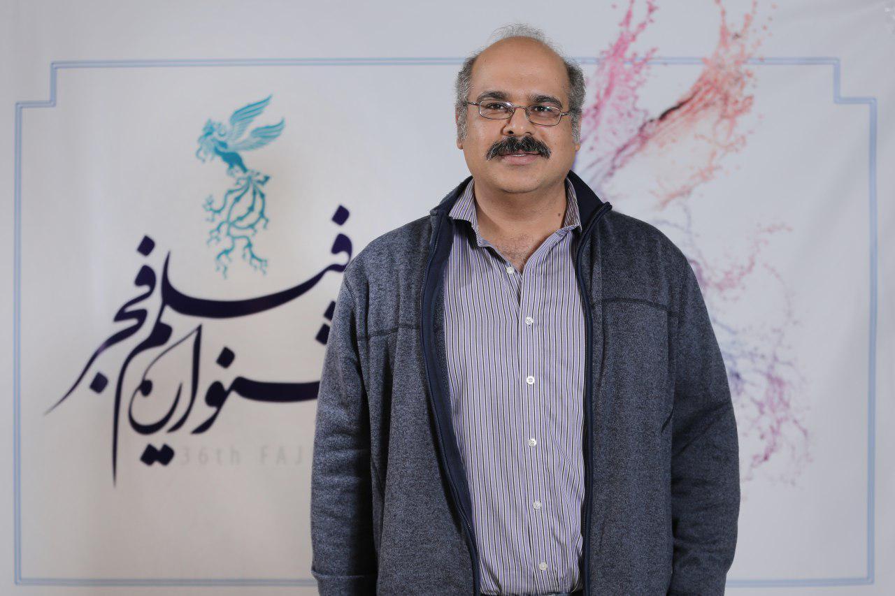 طوفان مهردادیان در جشنواره فیلم سینمایی دارکوب