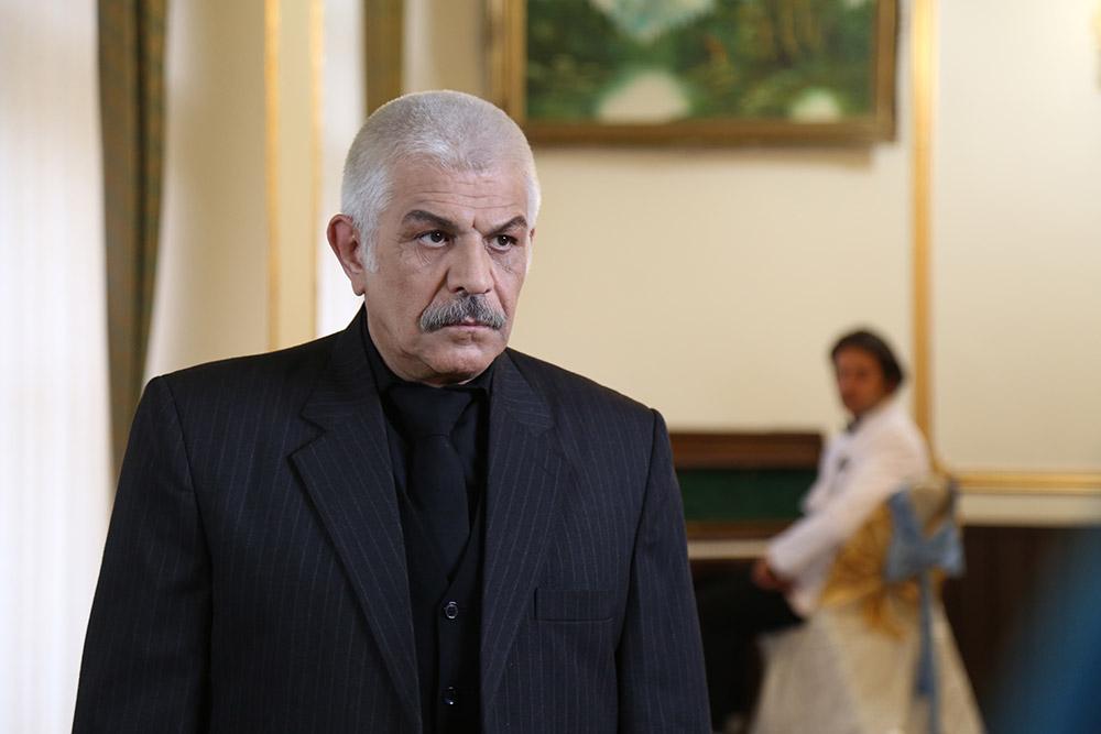 پرویز فلاحی پور در سریال شهرزاد 2
