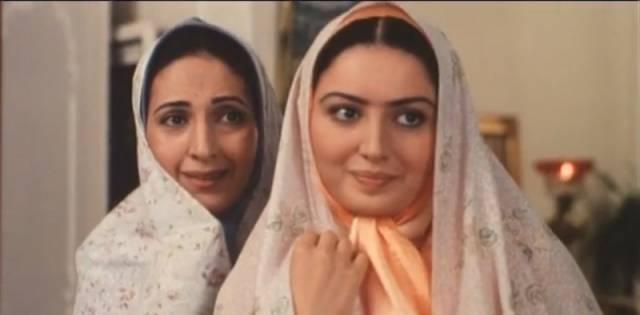 فاطمه گودرزی و شیلا خداداد در فیلم ازدواج به سبک ایرانی