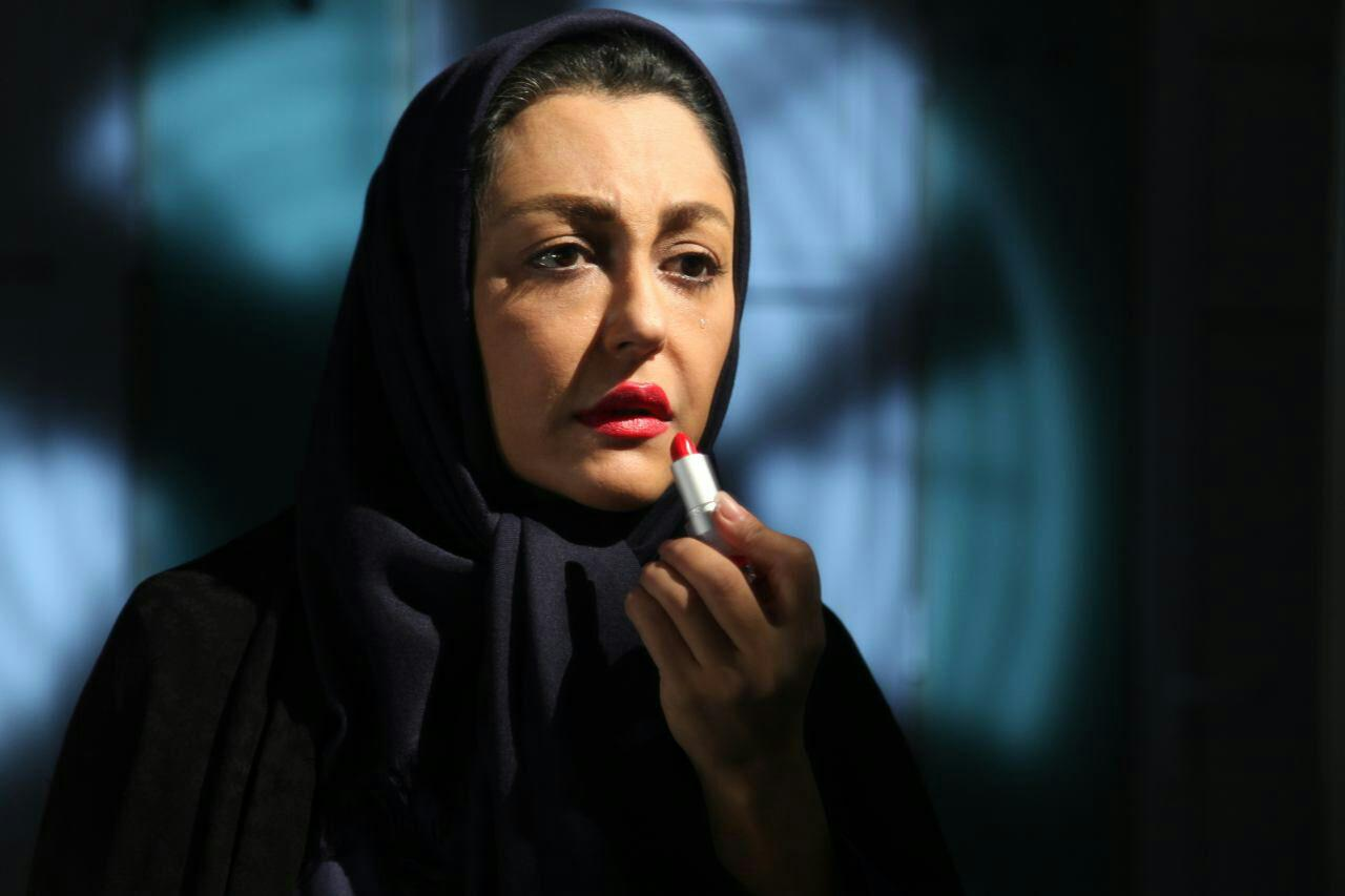 شقایق فراهانی در فیلم دعوتنامه