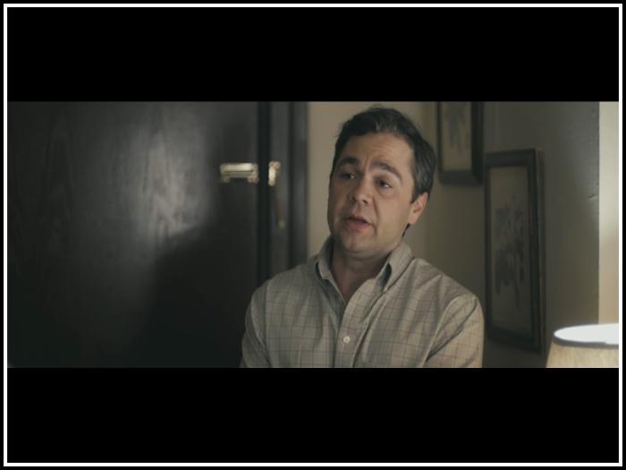 Mark Kelly در صحنه فیلم سینمایی Answers to Nothing