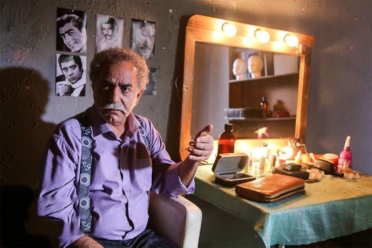 پرویز پرستویی در فیلم سینمایی لس آنجلس تهران