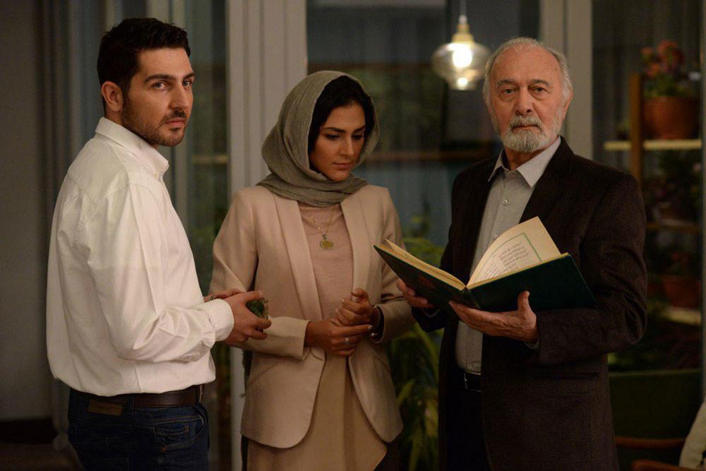 محمدرضا غفاری در فیلم سینمایی جاده قدیم