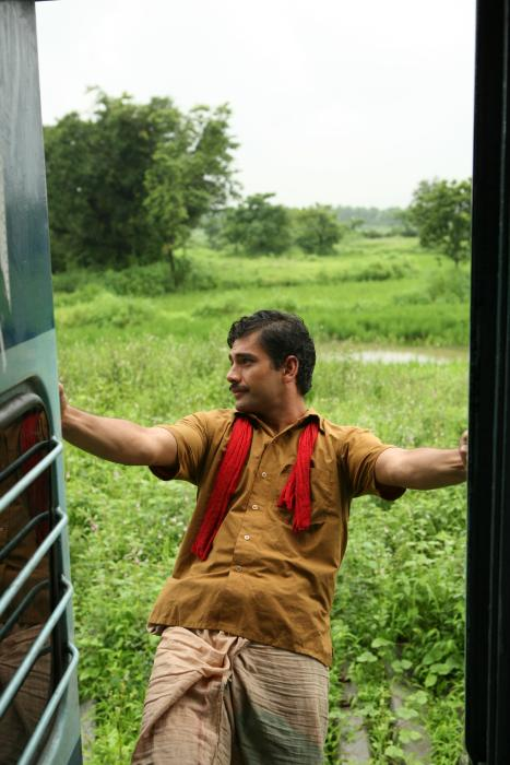 Walid Amini در صحنه فیلم سینمایی Not Today