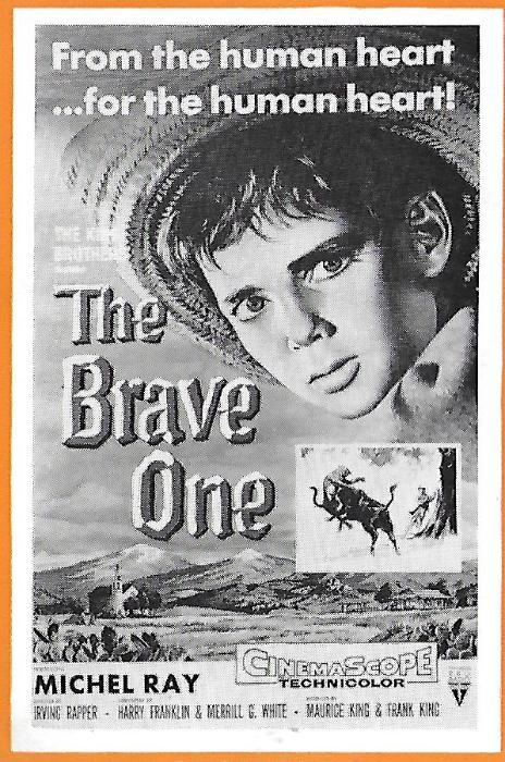 Michel Ray در صحنه فیلم سینمایی The Brave One