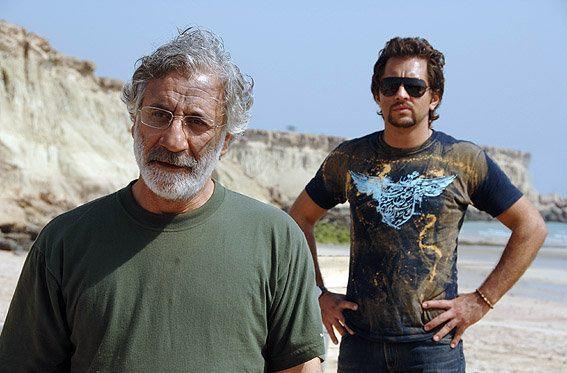 بهرام رادان در فیلم زادبوم