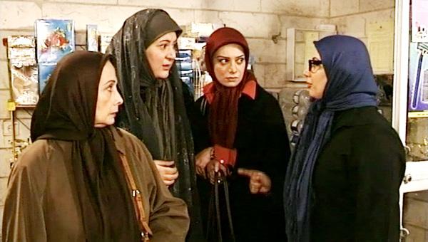 سریال تلویزیونی من یک مستاجرم به کارگردانی پریسا بختآور