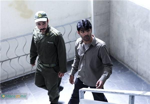 میلاد یزدانی در صحنه فیلم سینمایی چهارشنبه 19 اردیبهشت