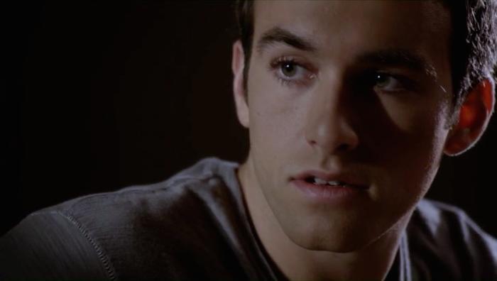Matthew Ziff در صحنه سریال تلویزیونی Treachery