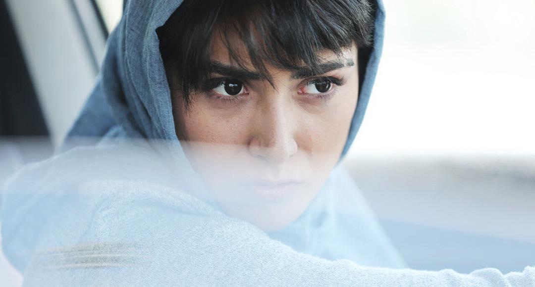باران کوثری در فیلم سینمایی عرق سرد