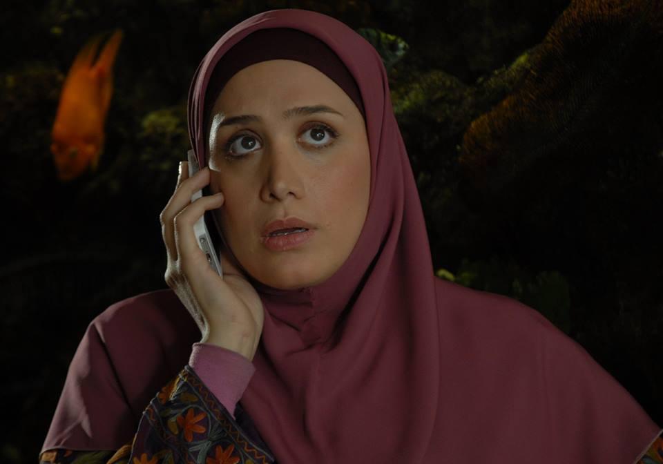 سارا روستاپور در صحنه فیلم سینمایی دزد و پری