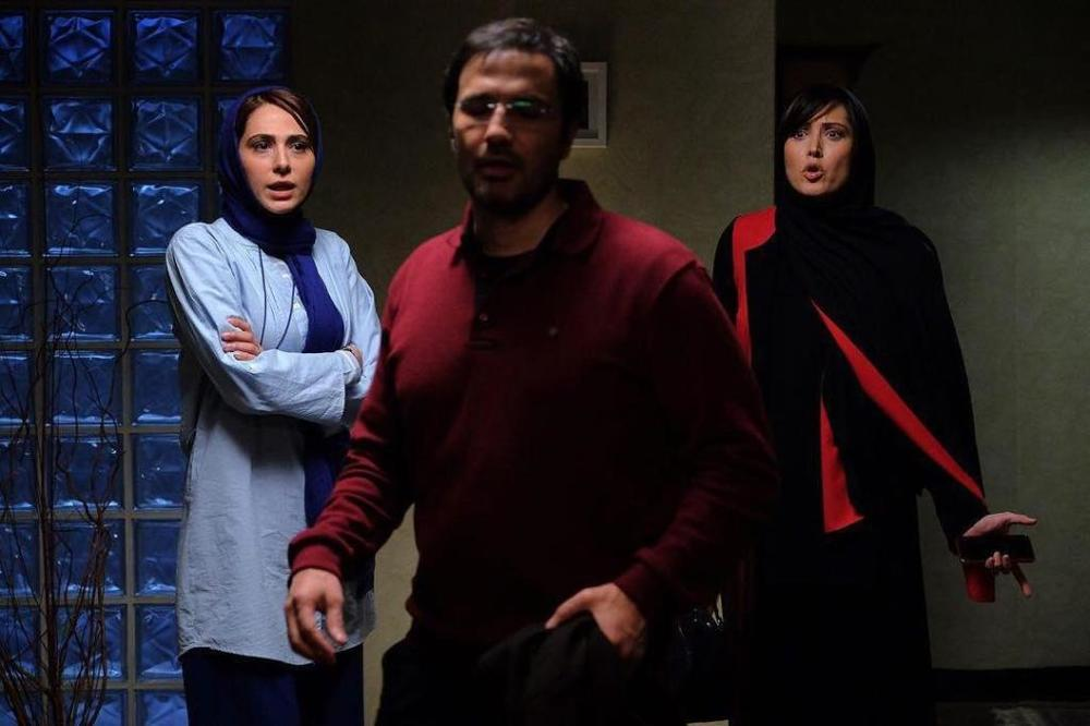 محمدرضا فروتن و مهتاب کرامتی در فیلم سینمایی مرداد