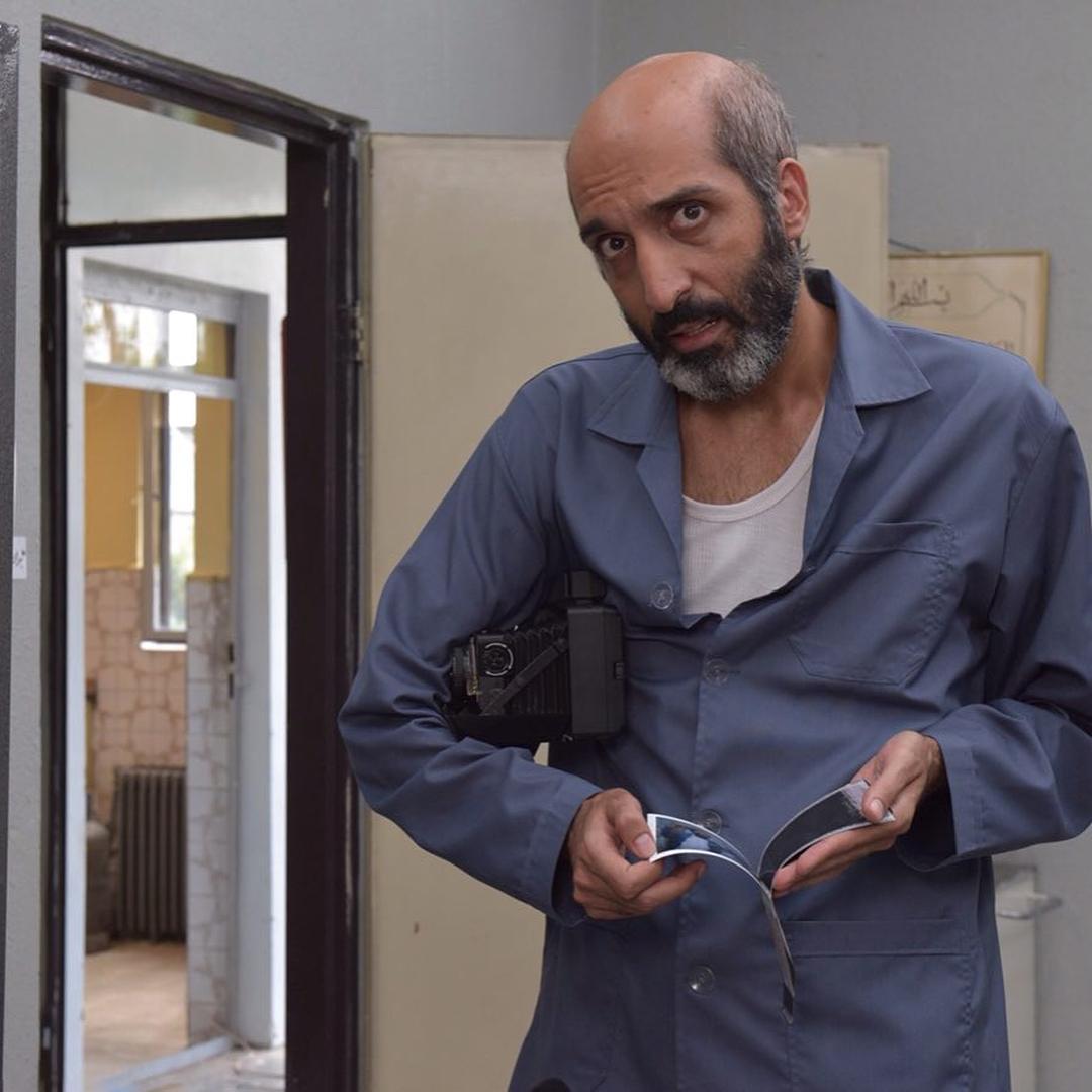 امیرمهدی ژوله در فیلم سینمایی هزار پا