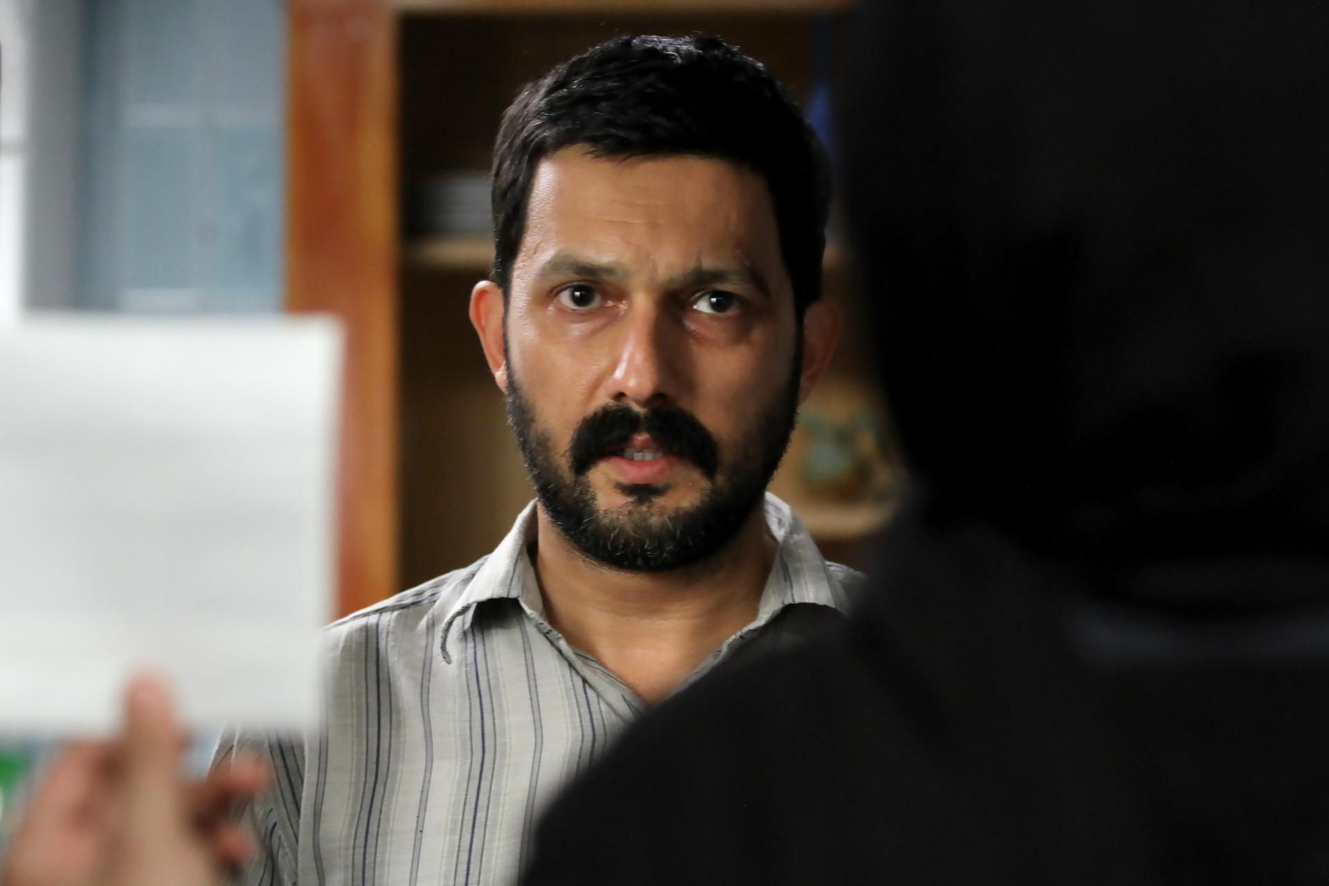 حامد بهداد در فیلم سد معبر
