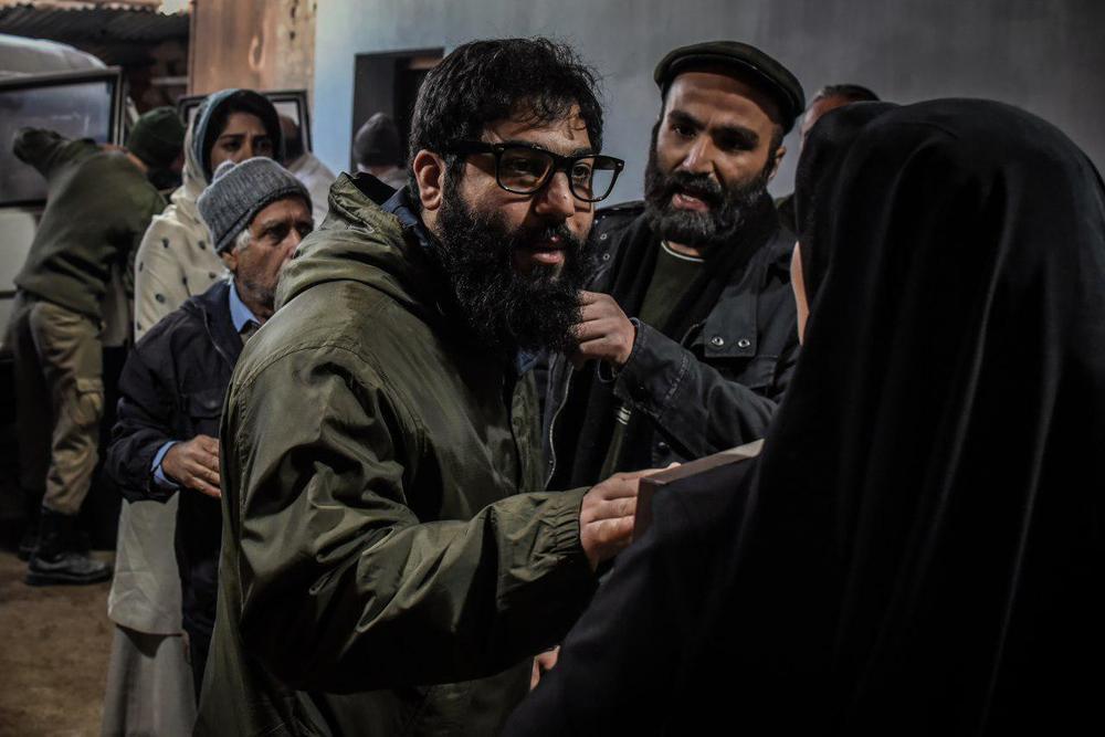 فیلم سینمایی سرو زیر آب به کارگردانی محمدعلی باشهآهنگر