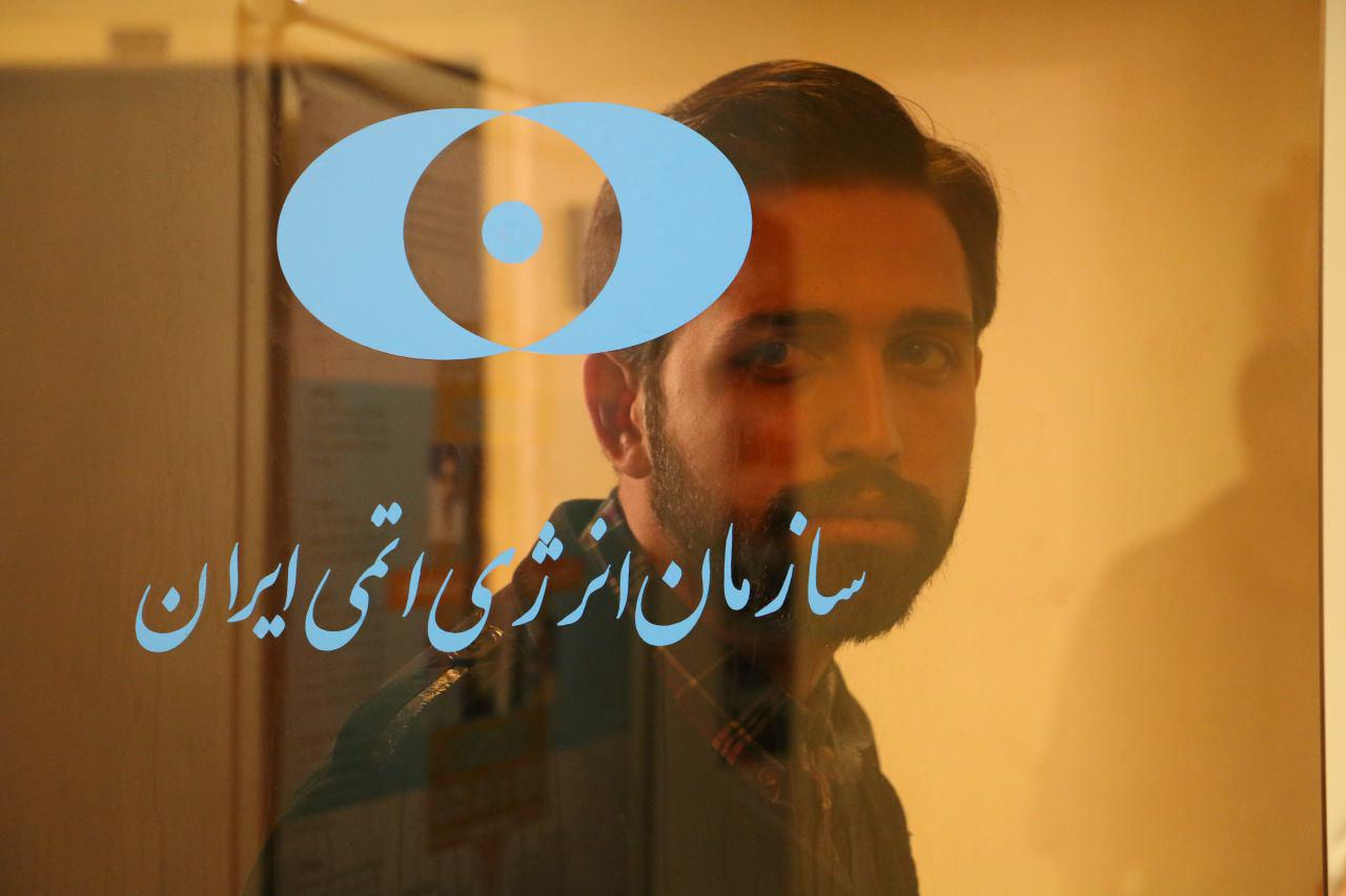 محسن افشانی در فیلم ترمینال غرب