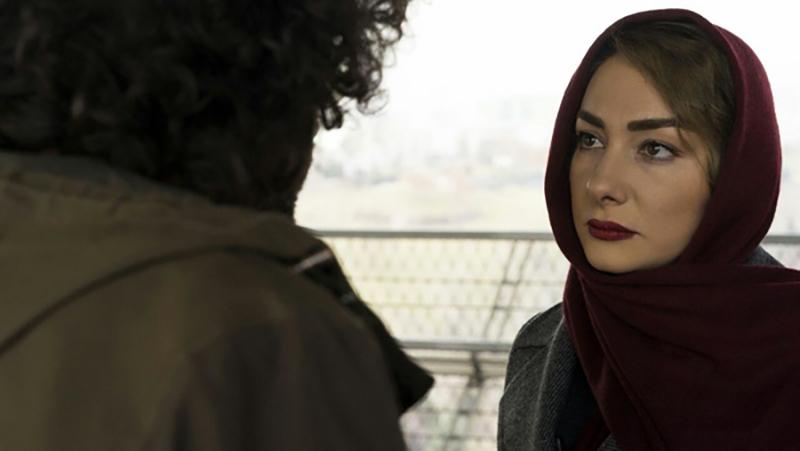 هانیه توسلی در فیلم سینمایی گرگ بازی