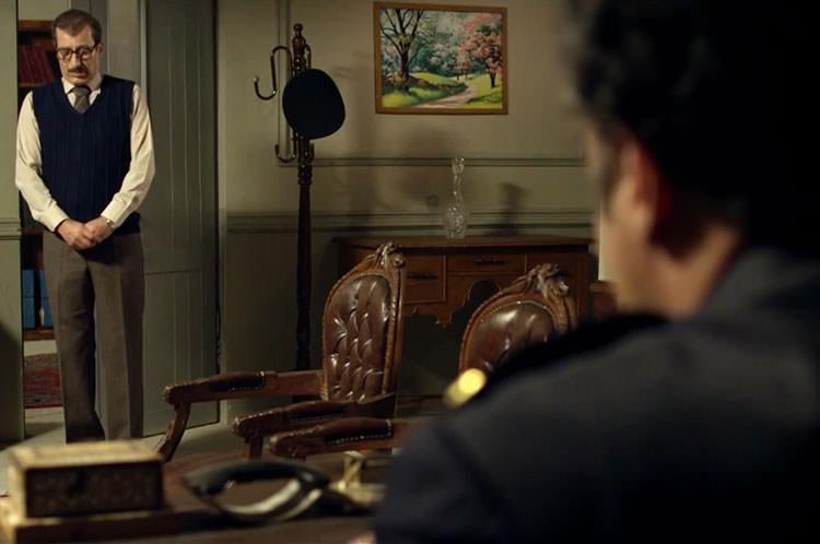رامین ناصر نصیر در سریال شهرزاد 2