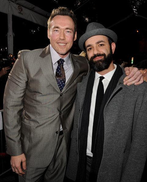 Scott Stewart در صحنه فیلم سینمایی لشکر به همراه Kevin Durand