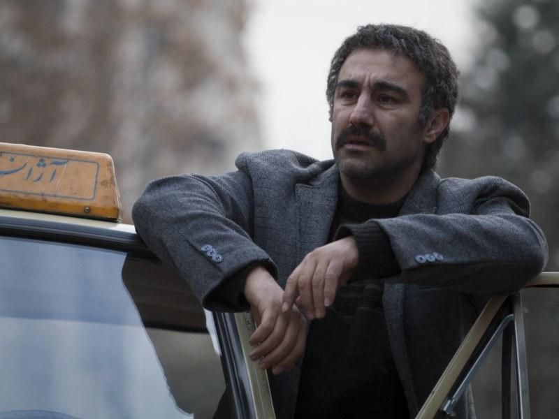محسن تنابنده در فیلم فراری