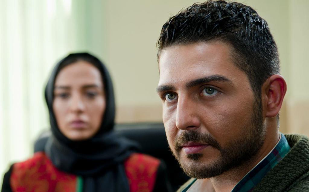 محمدرضا غفاری و آناهیتا درگاهی در فیلم سینمایی آخرین بار کی سحر رو دیدی؟