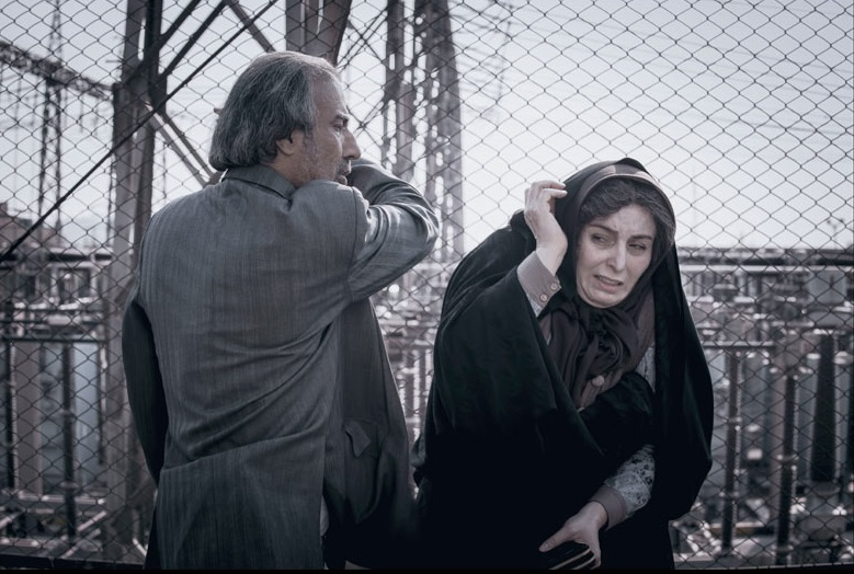 ژاله صامتی و سیامک صفری در فیلم سینمایی آخرین بار کی سحر رو دیدی؟