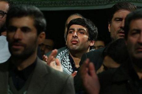 حمید گودرزی در سریال تلوزیونی هاتف