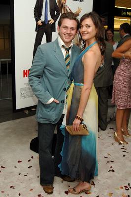 Keir O'Donnell در صحنه فیلم سینمایی عروسی ناخوانده به همراه Melanie Hawkins