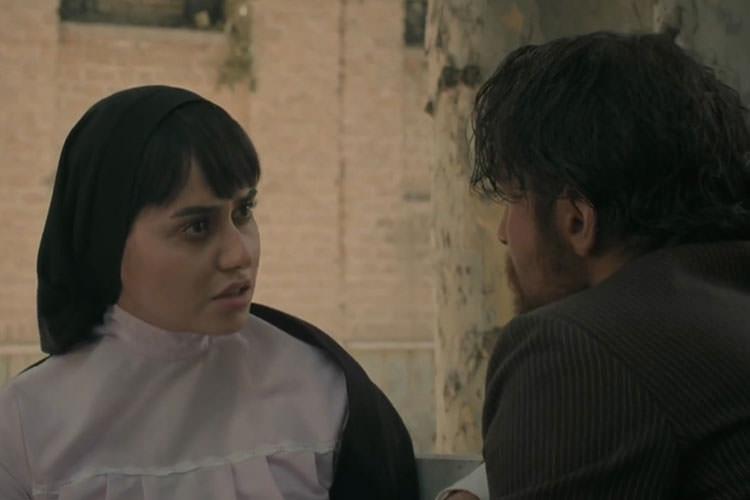 امیرحسین فتحی و پریناز ایزدیار در سریال شهرزاد 2
