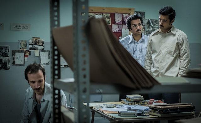 مهرداد صدیقیان در فیلم ماجرای نیمروز