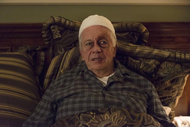 سم اندرسون در صحنه سریال تلویزیونی درست به هدف