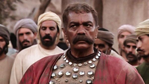 چنگیز وثوقی در صحنه سریال تلویزیونی شیخ بهایی