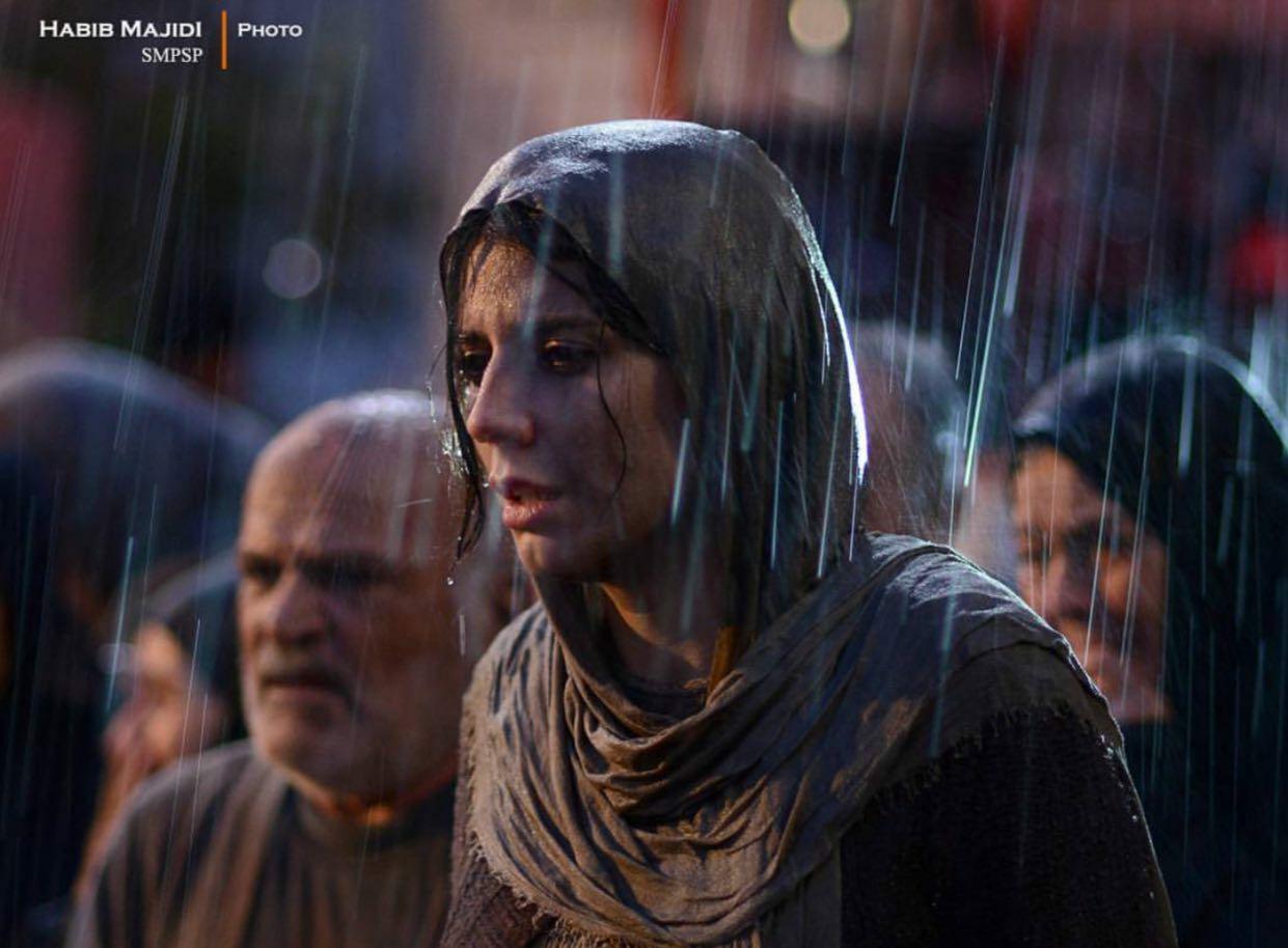 لیلا حاتمی در فیلم سینمایی بمب یک عاشقانه