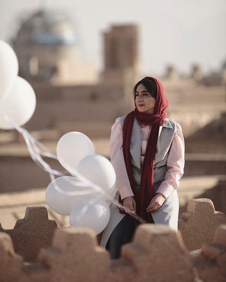 هانیه توسلی در فیلم مادری