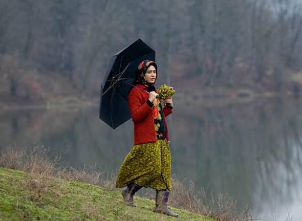 باران کوثری در فیلم حیران