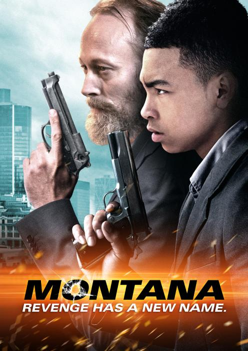 Alexandra Weaver در صحنه فیلم سینمایی Montana به همراه Adam Deacon، Lars Mikkelsen، McKell David، Dominique Tipper، میشل فرلی، Zlatko Buric و Ashley Walters