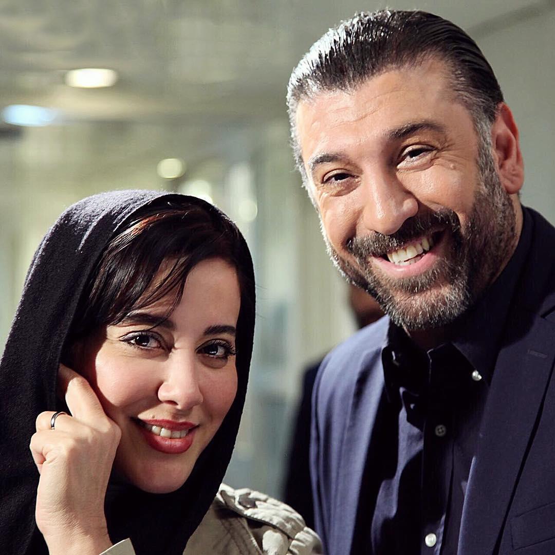 علی انصاریان در صحنه فیلم سینمایی عشق و خیانت به همراه آشا محرابی