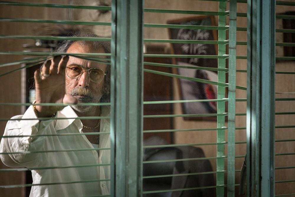 سیامک صفری در فیلم سینمایی انزوا