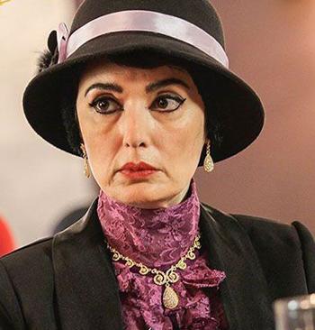 آتنه فقیه نصیری در سریال شهرزاد 2