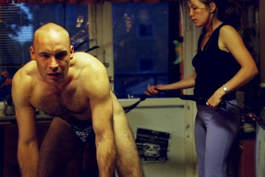 Torkel Petersson در صحنه فیلم سینمایی Jalla! Jalla!